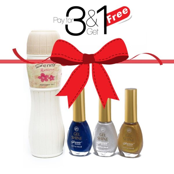 Combo Deal 4 in 1 - NPGS-07