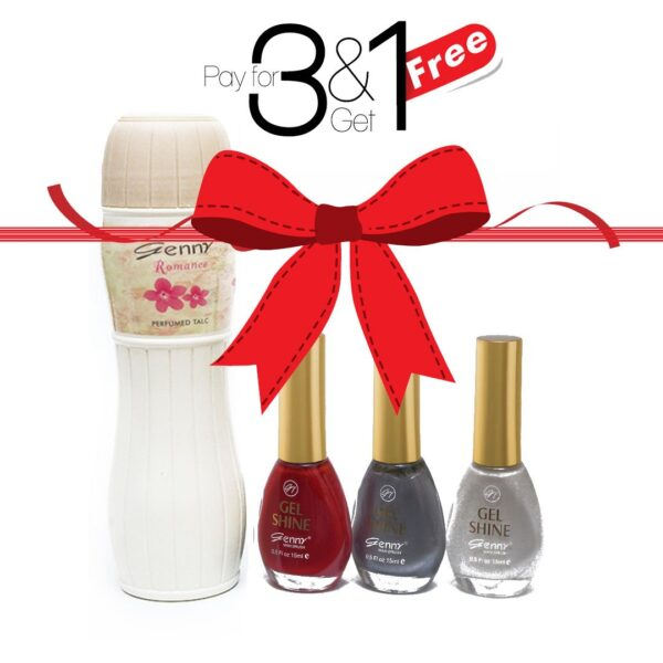 Combo Deal 4 in 1 - NPGS-11
