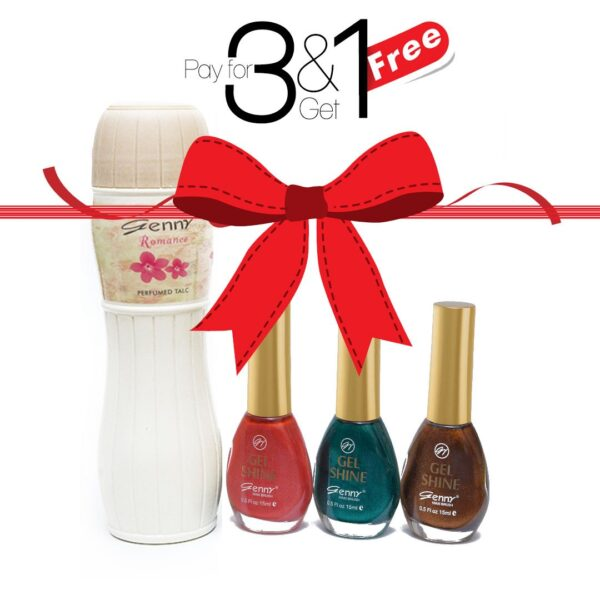 Combo Deal 4 in 1 - NPGS-19