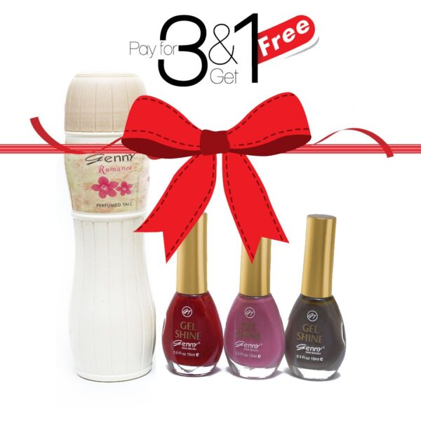 Combo Deal 4 in 1 - NPGS-21